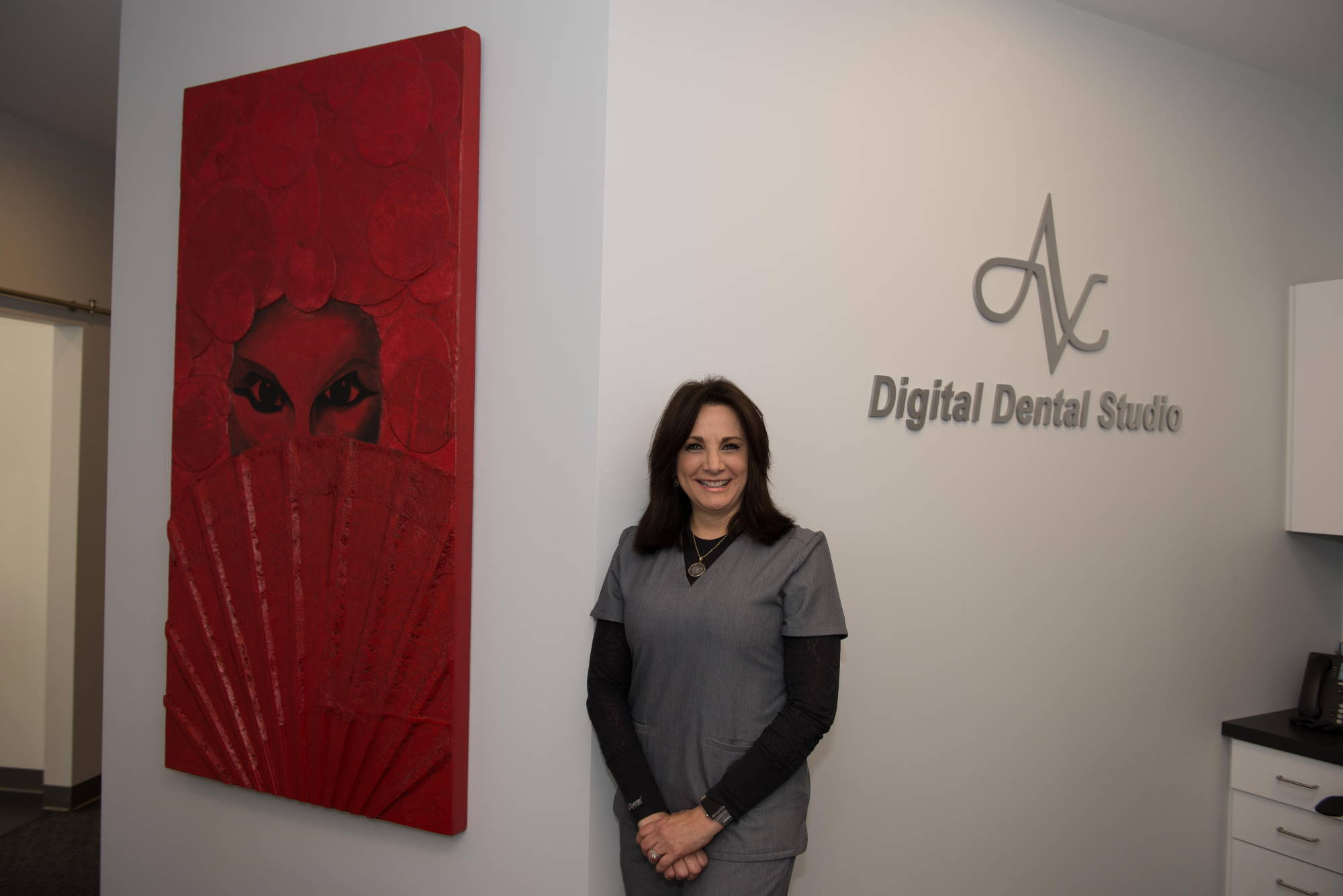 Dr. Anna Vishart at Digital Dental Studio in Dedham
