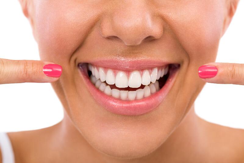 Results of smile design dentistry